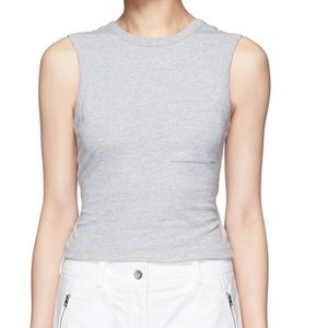 New with tags! T by Alexander Wang Open Back Tank